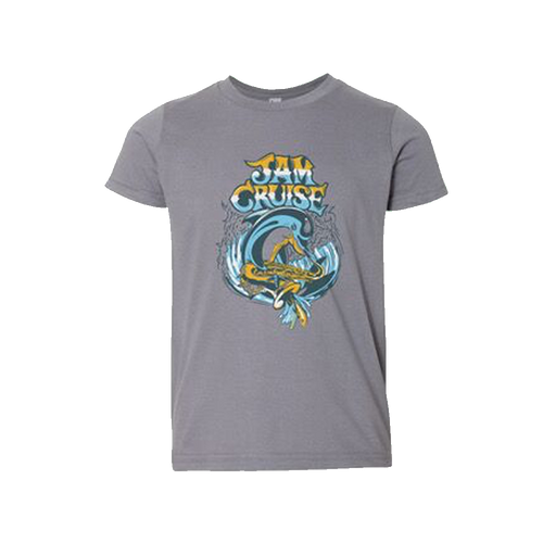 Jam Cruise 17 Youth Dolphin T-Shirt