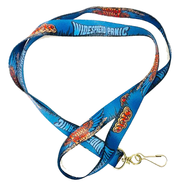 Panic en la Playa Siete Lanyard (Includes Shipping)