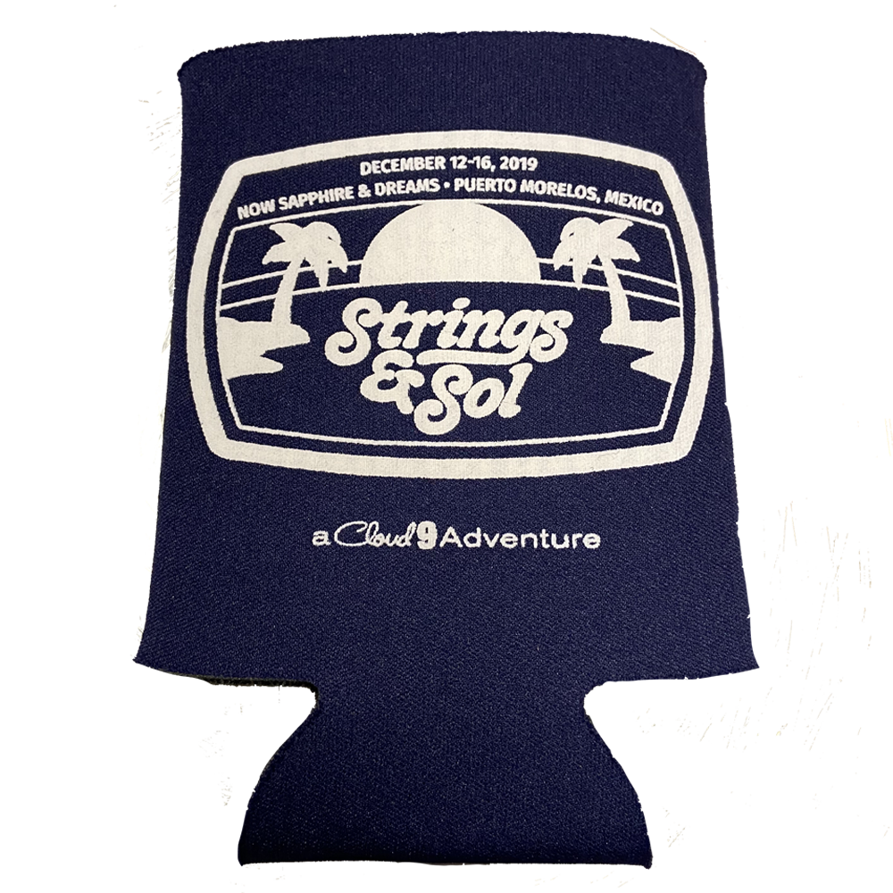 Strings & Sol Koozie - 2019 (Includes Shipping)
