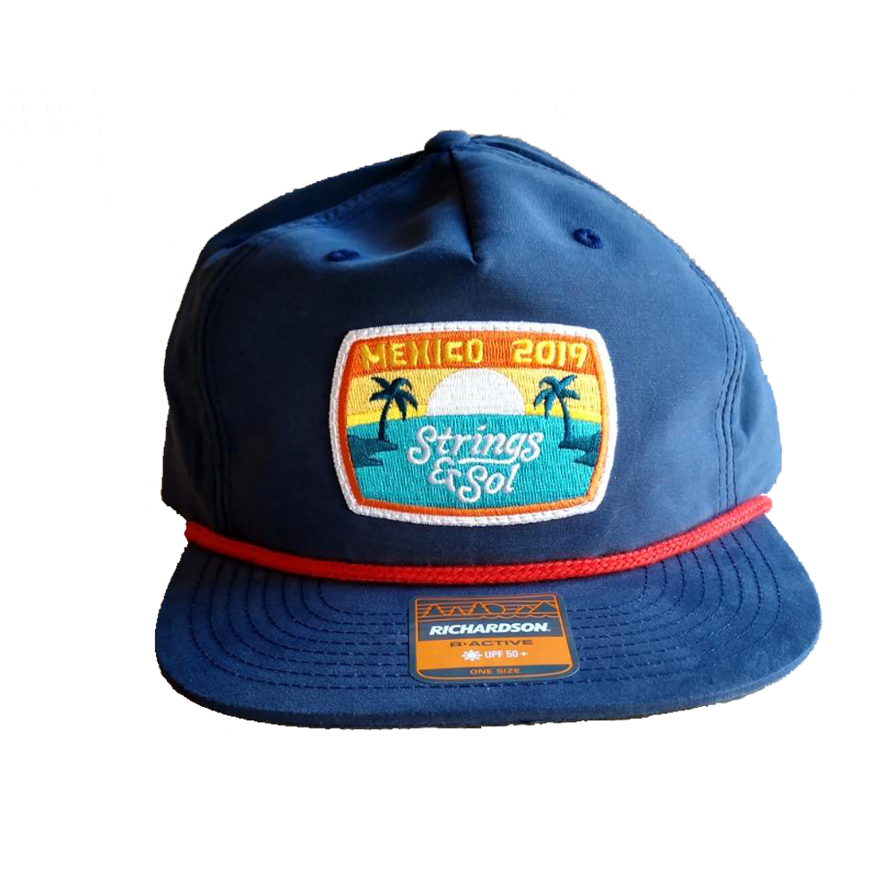 Strings & Sol 2019 Six Panel Hat