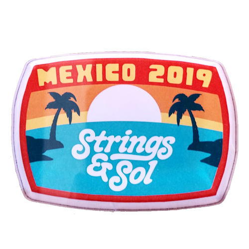 Strings & Sol 2019 Magnet