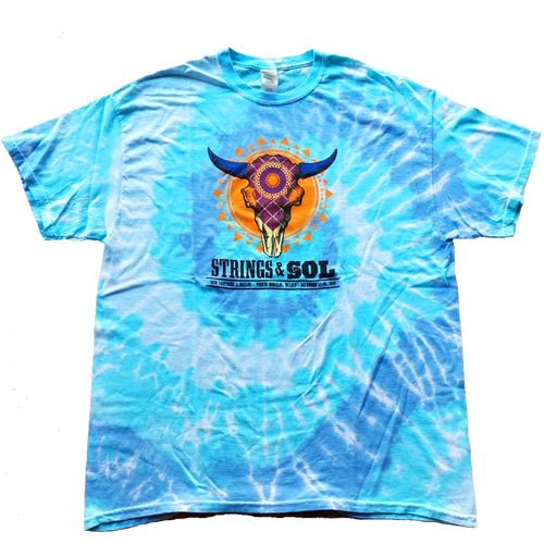 Strings & Sol 2019 Tye Dye T-Shirt