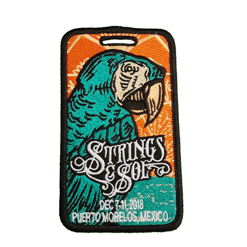 Strings & Sol Luggage Tag - 2018 (Includes Shipping)