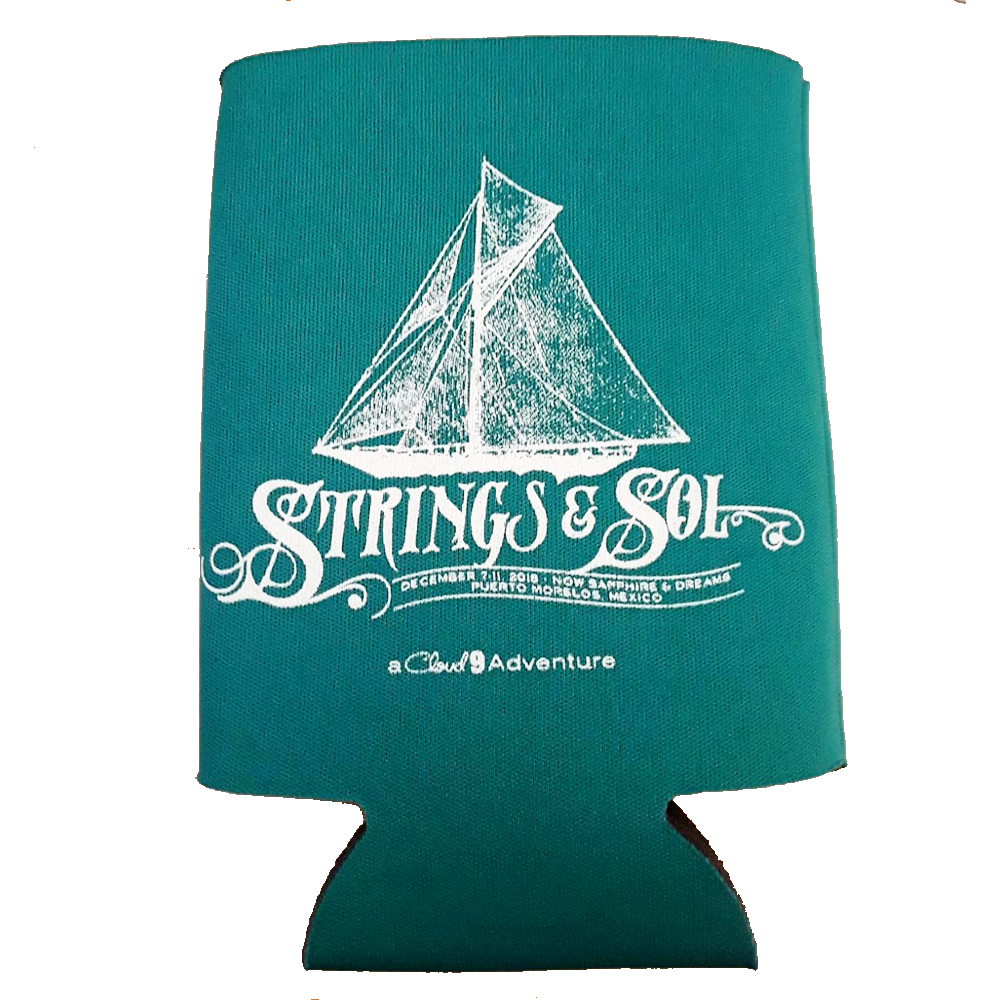 Strings & Sol Koozie - 2018 (Includes Shipping)