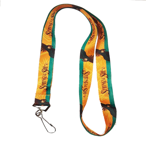 Strings & Sol Lanyard - 2018 (Includes Shipping)