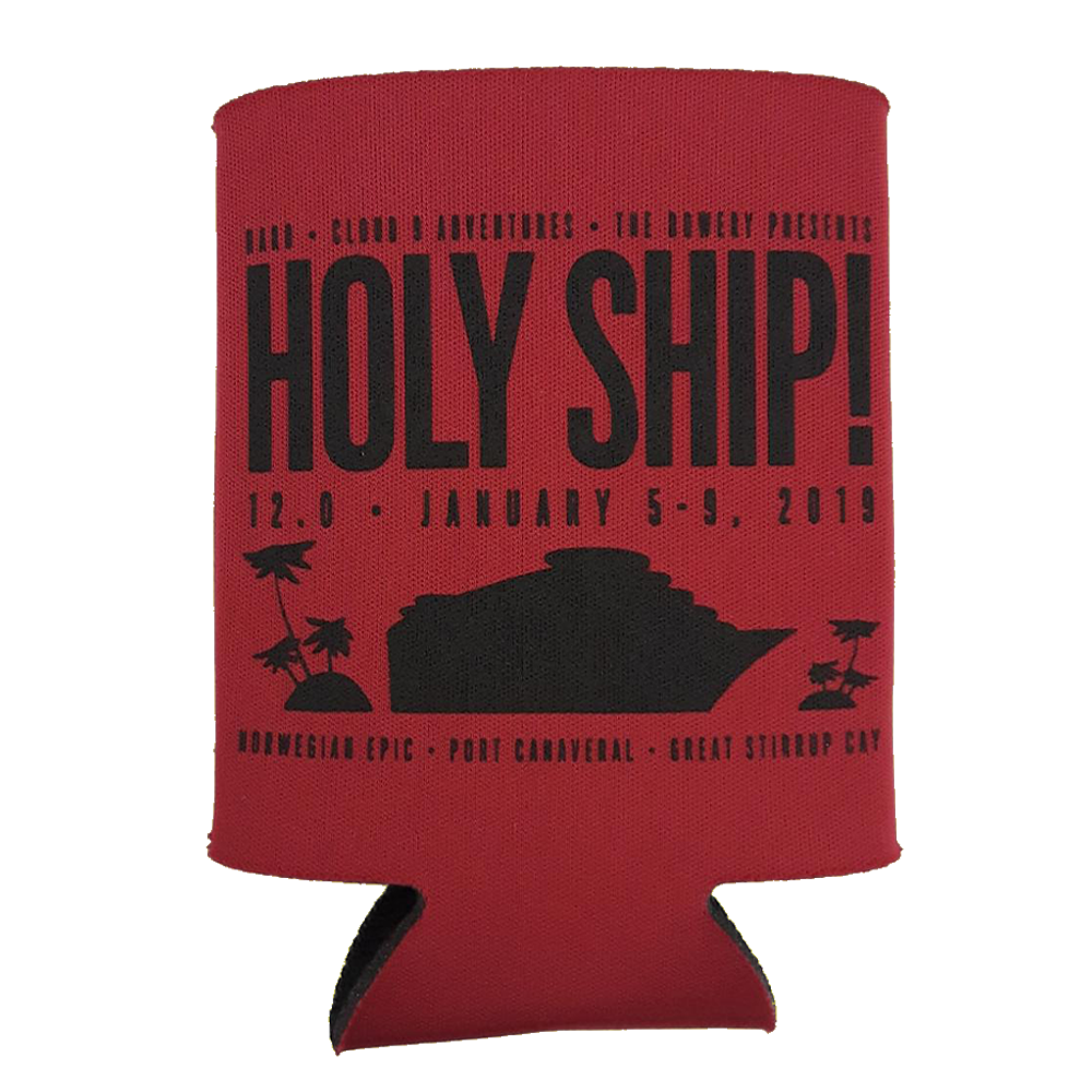 Holy Ship! 12.0 Koozie (Includes Shipping)