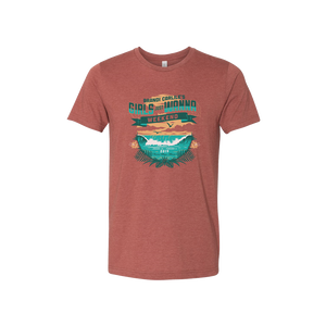 Girls Just Wanna Weekend 2019 Waves Short Sleeve Shirt