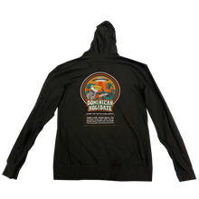 Dominican Holidaze 2016 Space Toucan Zip Up Hoodie