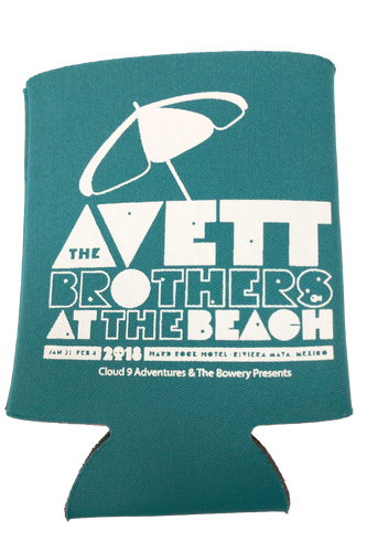 At The Beach 2018 Koozie (Includes Shipping)