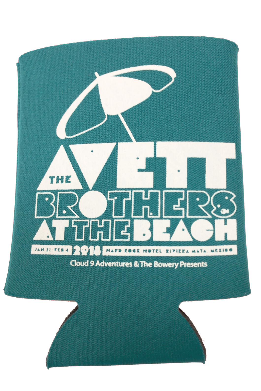 At The Beach Coozie - 2018 (Includes Shipping)