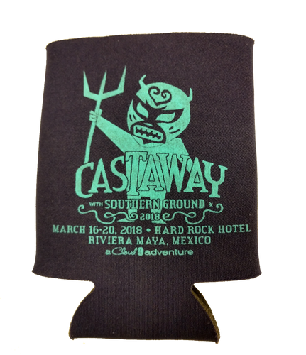 Castaway 2018 Koozie (Includes Shipping)