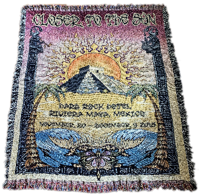 Closer to the Sun Blanket - 2018