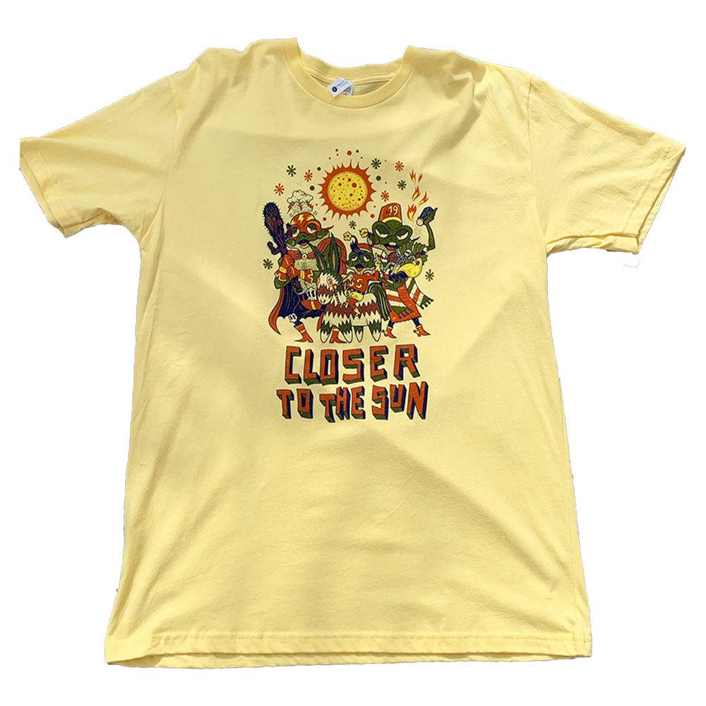 Closer to the Sun Frog T-Shirt