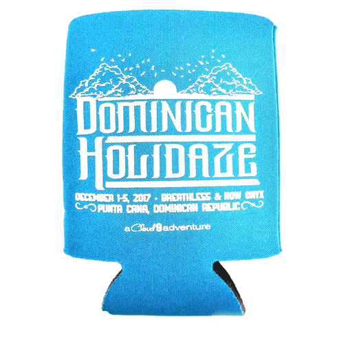 Dominican Holidaze Coozie - 2017 (Includes Shipping)