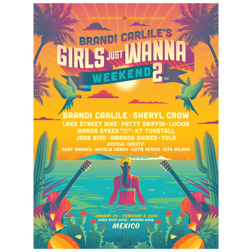 Girls Just Wanna Weekend 2 Poster