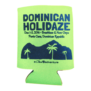 Dominican Holidaze 2016 Koozie (Includes Shipping)
