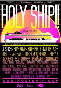 Holy Ship! 2013 Poster