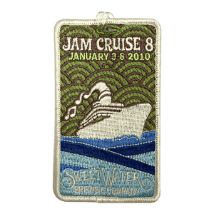 Jam Cruise 8 Luggage Tag (Includes Shipping)