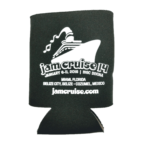 Jam Cruise 14 Coozie (Includes Shipping)