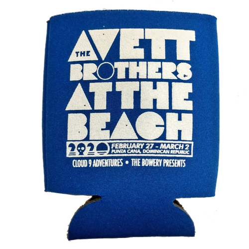 At the Beach 2020 Koozie (Includes Shipping)