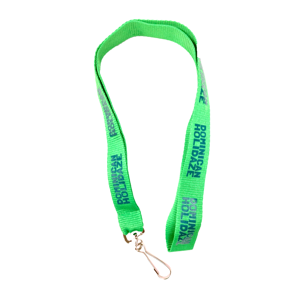 Dominican Holidaze Lanyard (Includes Shipping)