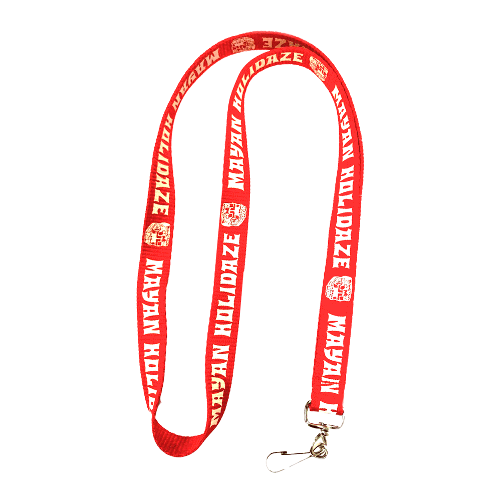 Mayan Holidaze Lanyard (Includes Shipping)