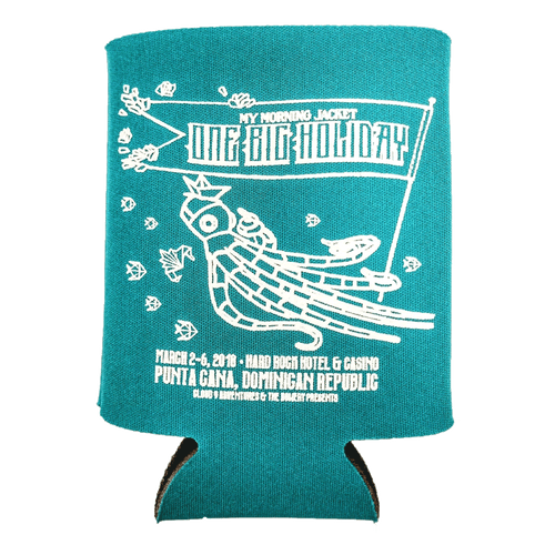 One Big Holiday Koozie - 2018 (Includes Shipping)