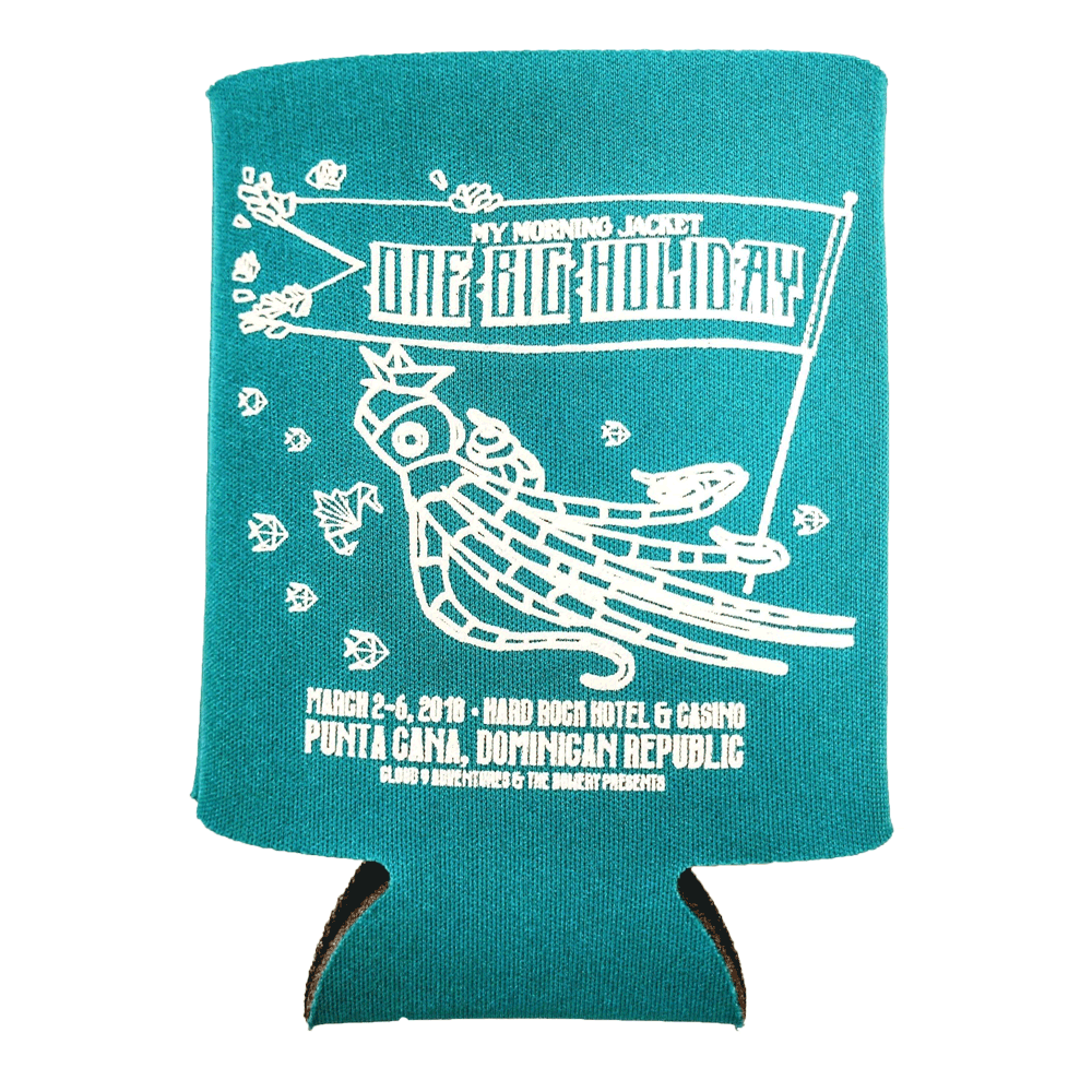 One Big Holiday 2018 Koozie (Includes Shipping)