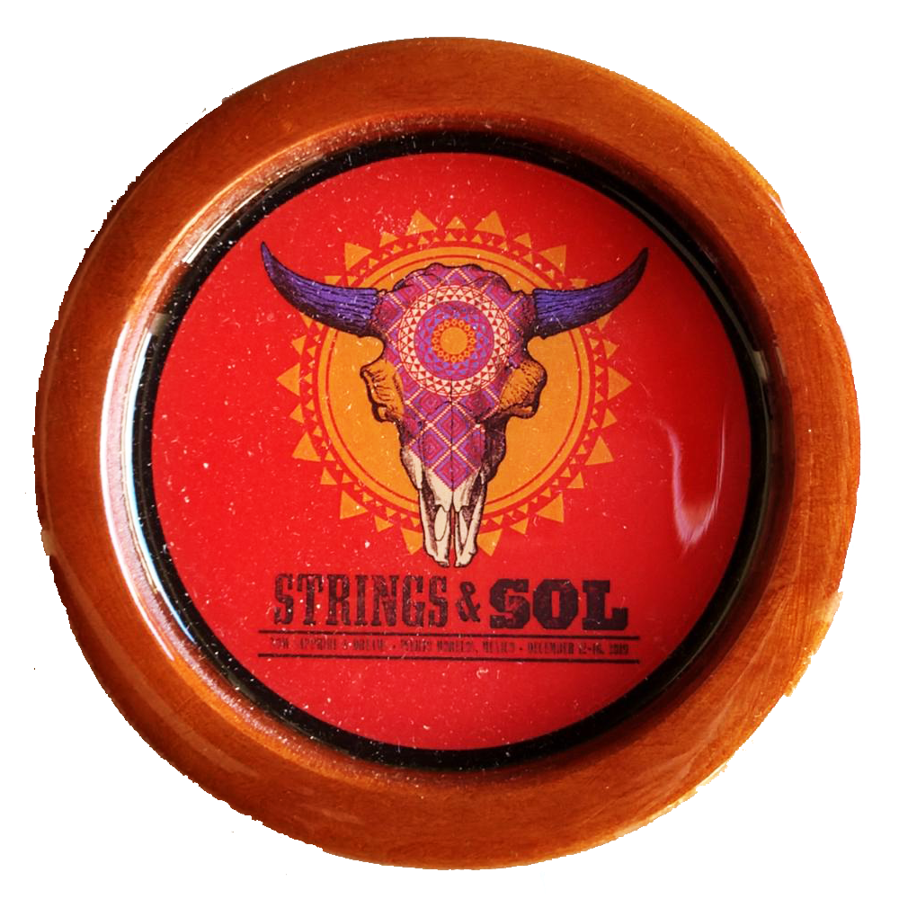 Strings & Sol 2019 Coaster