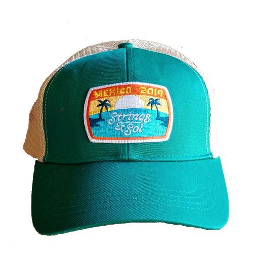 Strings & Sol 2019 Trucker Hat