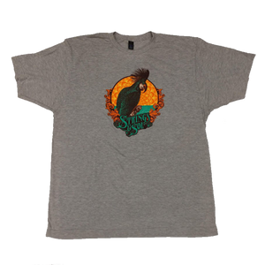 Strings & Sol 2018 Grey Parrot T-Shirt