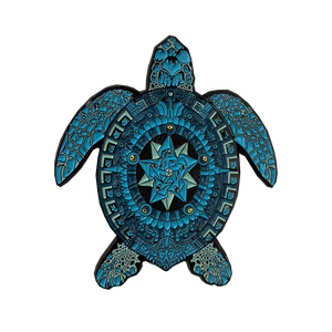 Dominican Holidaze 2017 Xlusive Turtle Pin