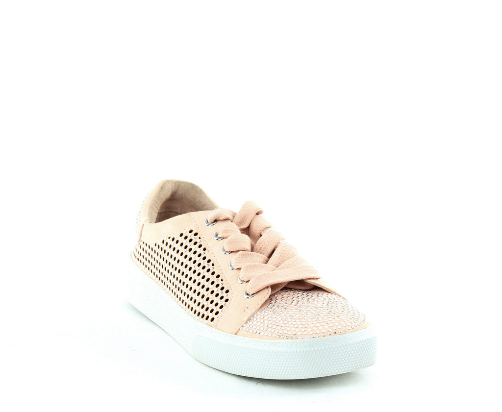 Vince Camuto | Chenta Lase Cut Studded Sneakers