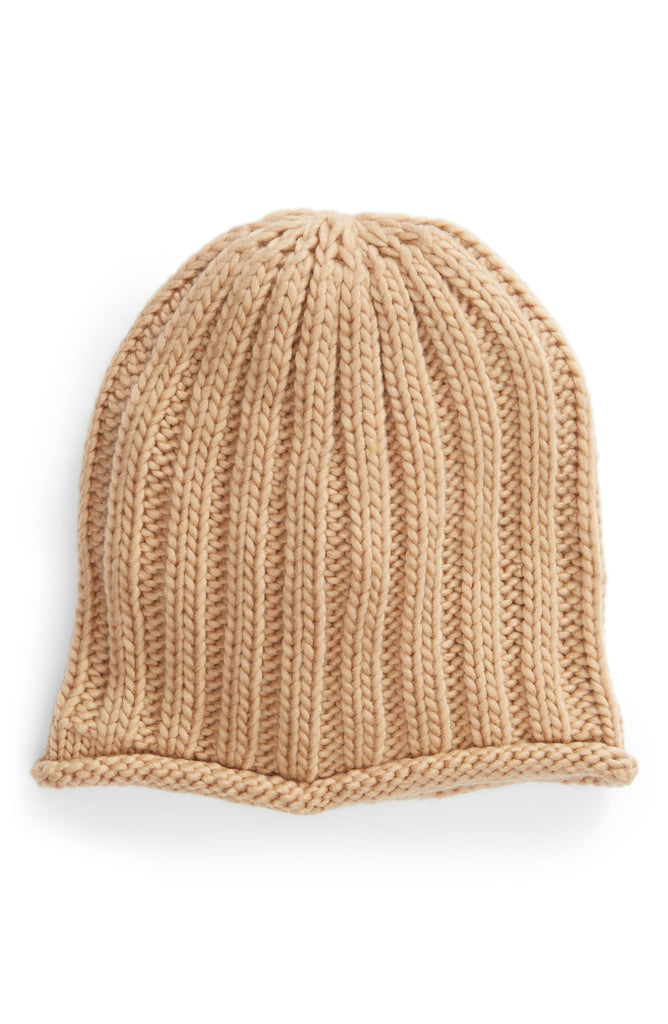 Yieldings Discount Accessories Store's Rory Rib Beanie by Free People in Rose