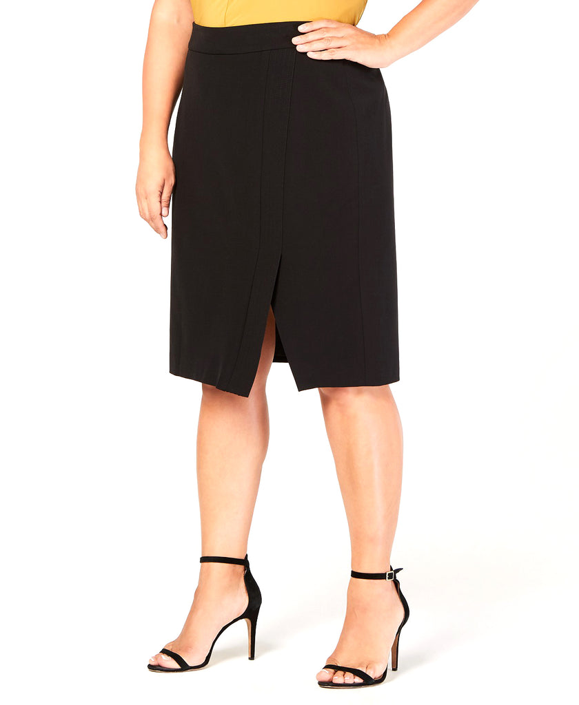 Nine West | Split-Hem Skirt