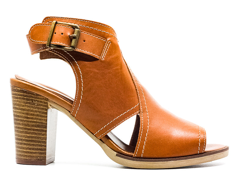 Bella Vita | Viv-Italy Leather Block Heel Sandals