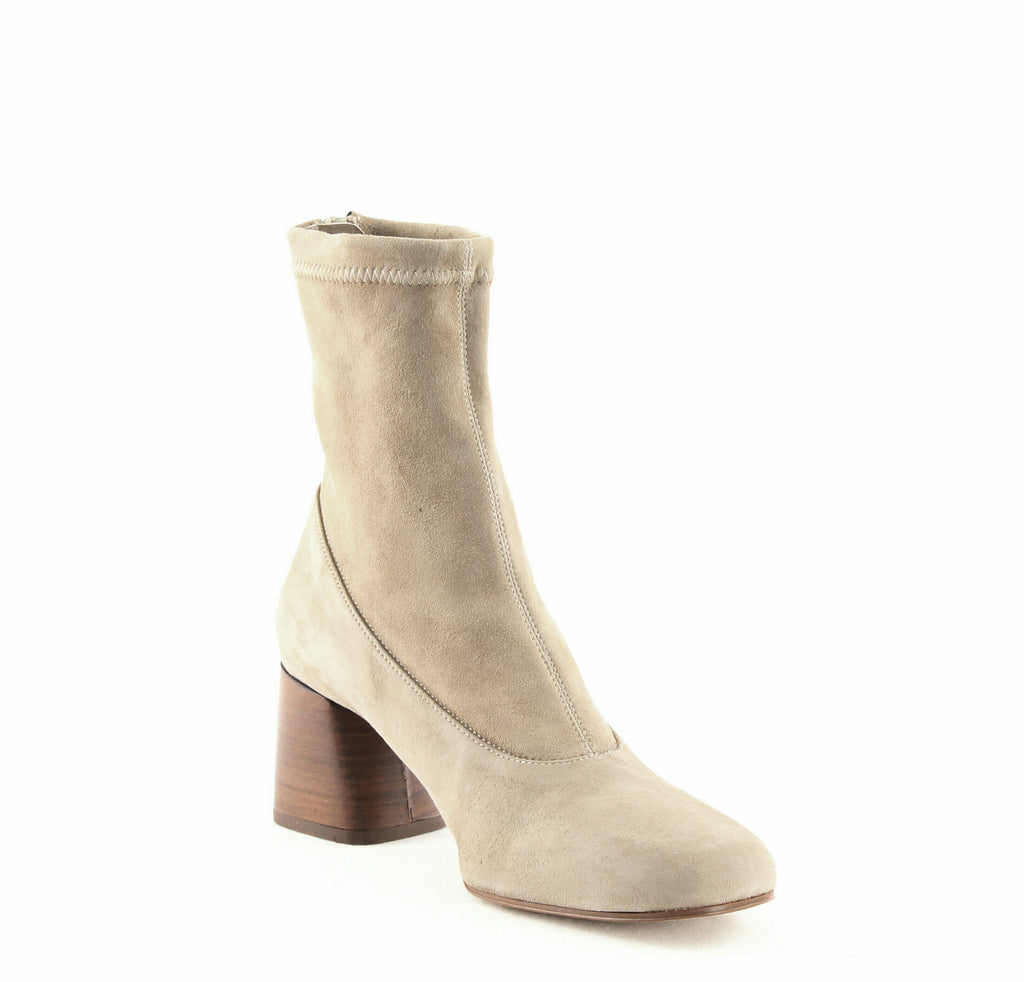 Yieldings Discount Shoes Store's Dalia Booties by Creatures of Comfort in Cement