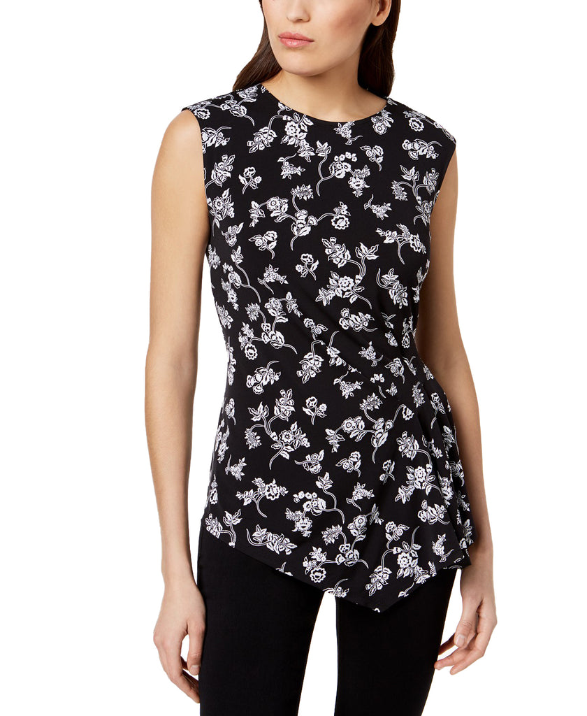 Vince Camuto | Floral Print Top