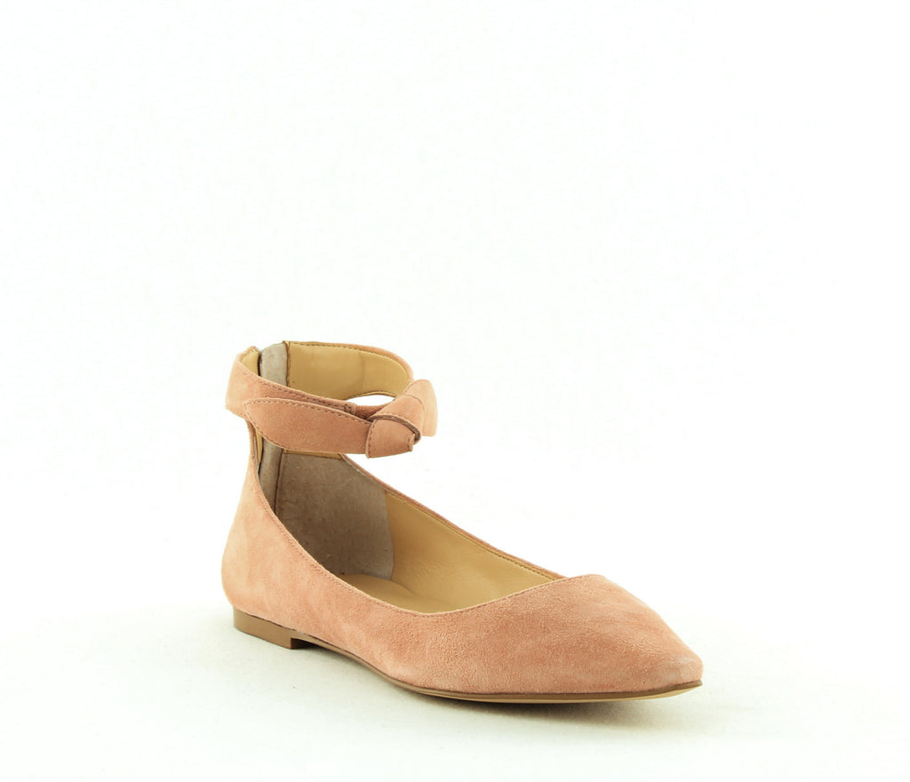 Yieldings Discount Shoes Store's Tramory Flats by Ivanka Trump in Medium Pink