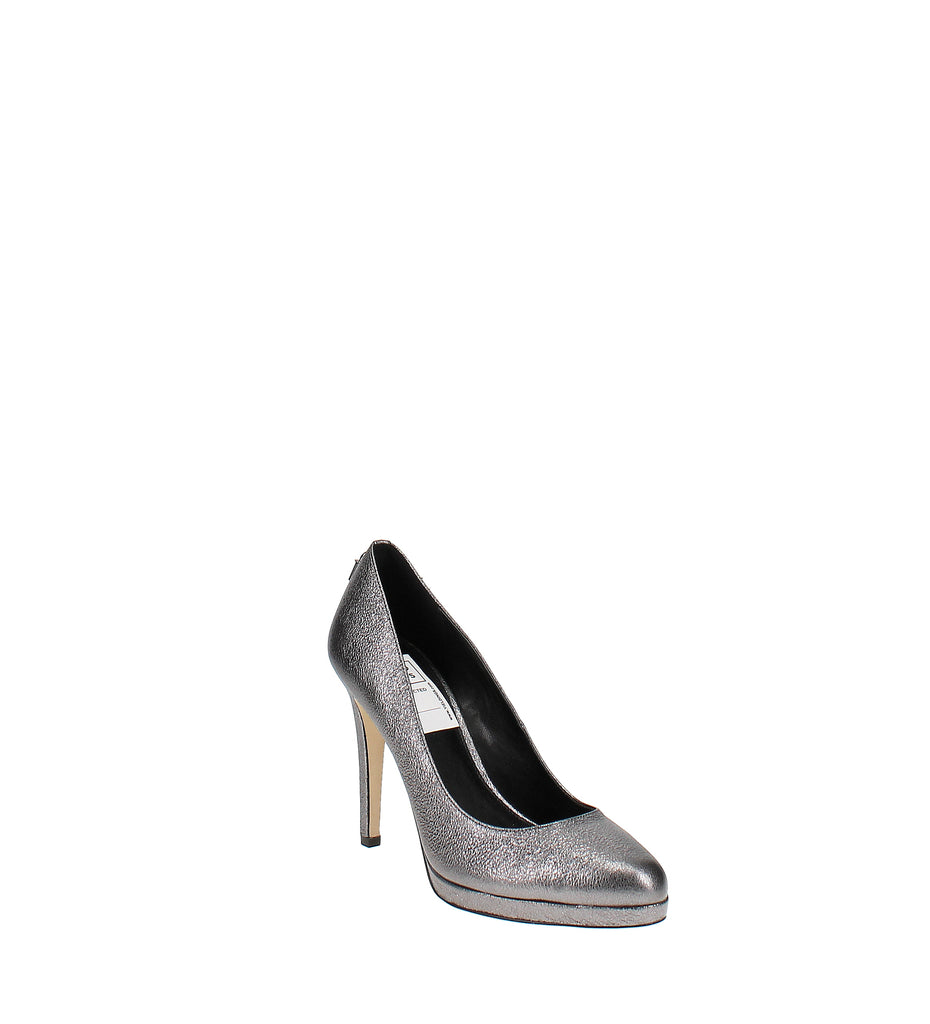 Yieldings Discount Shoes Store's Antoinette Pumps by MICHAEL Michael Kors in Anthracite