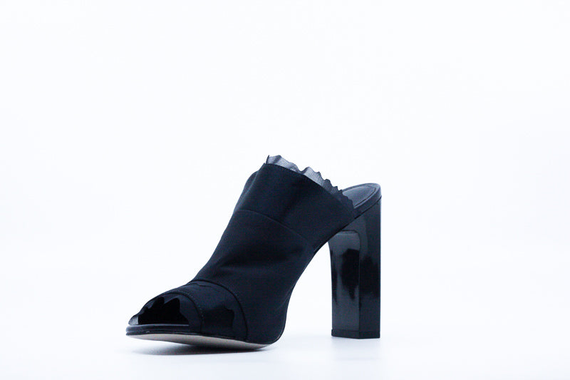 Yieldings Discount Shoes Store's Marrese Heels by Calvin Klein in Navy
