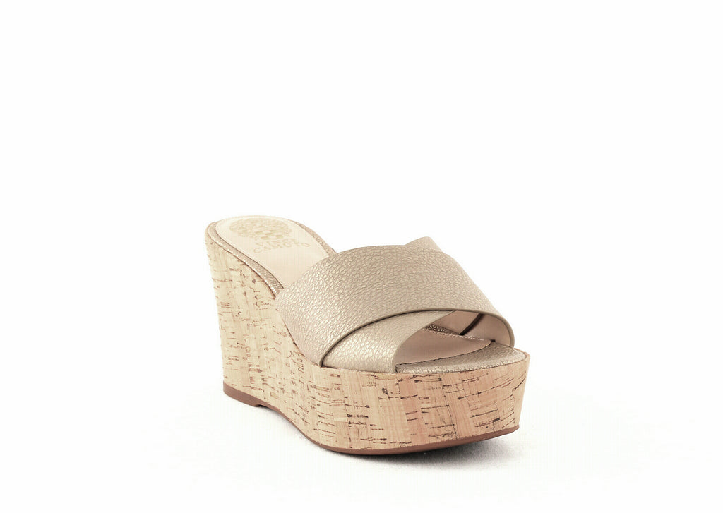Vince Camuto | Kessina Gold Sandals