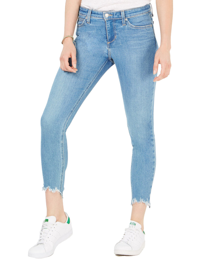 Yieldings Discount Clothing Store's The Icon Cropped Skinny Jeans by Joe's in Henson