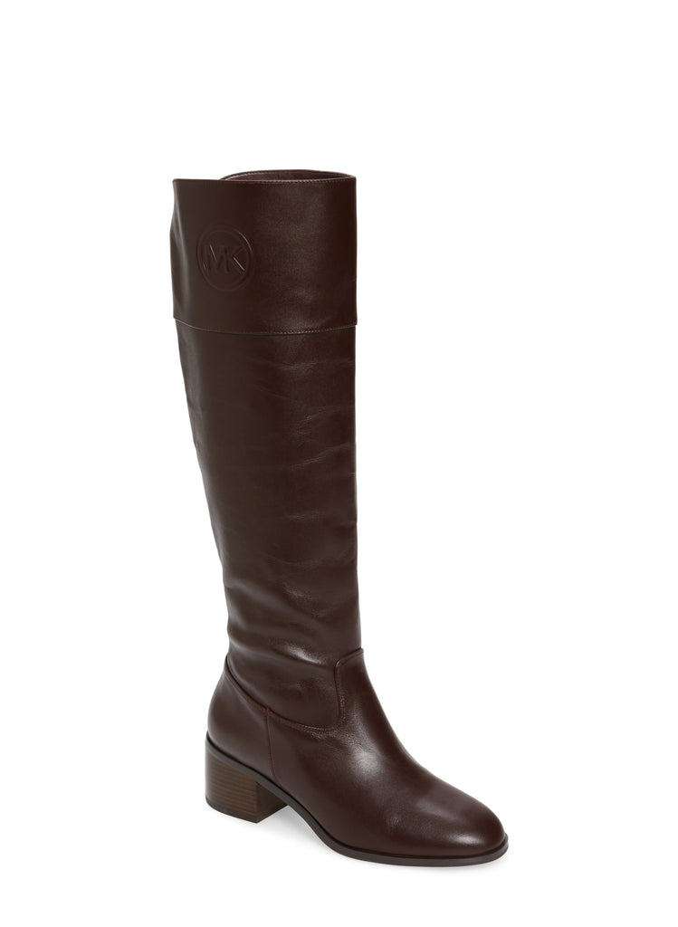 Yieldings Discount Shoes Store's Dylyn Tall Boots by MICHAEL Michael Kors in Barolo