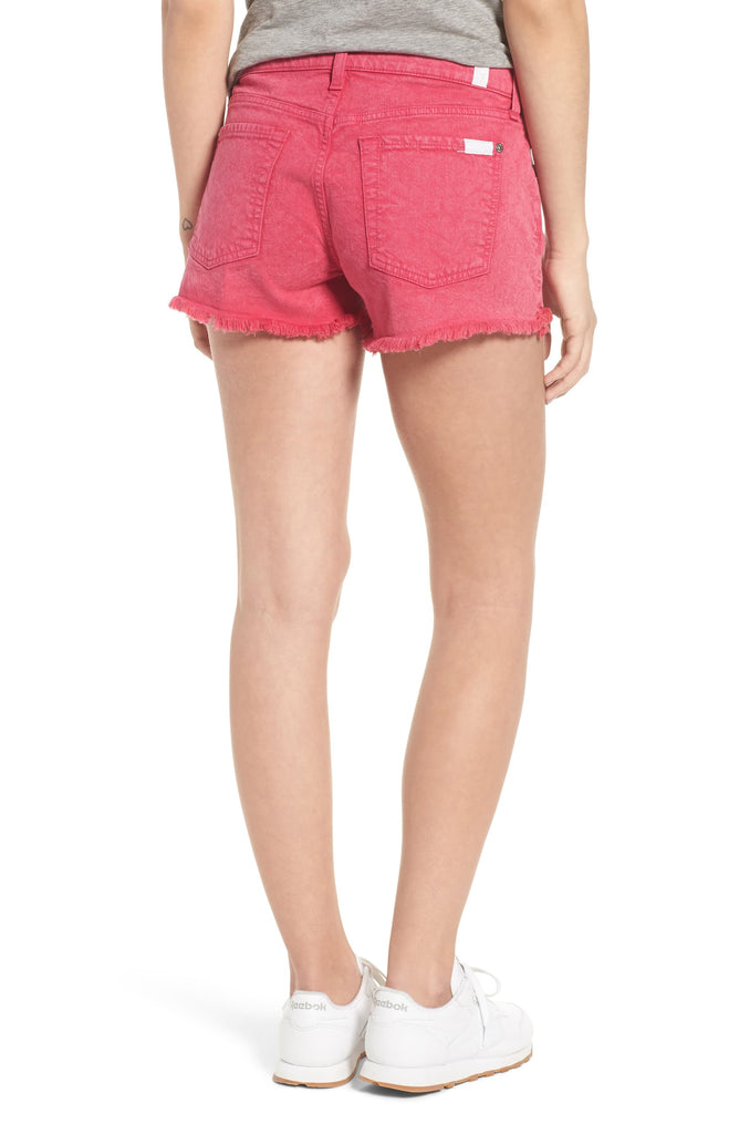 7 For All Mankind | Cutoff Denim Shorts