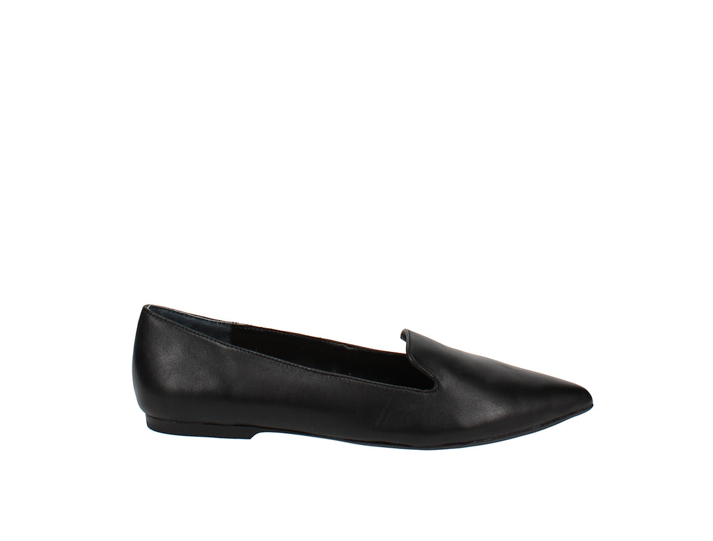 Yieldings Discount Shoes Store's Poee Step 'N Flex Loafers by Alfani in Black Leather