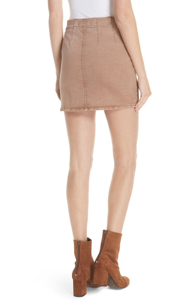 Free People | Femme Fatale Pull-On Mini Skirt