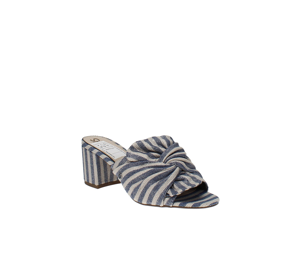 Yieldings Discount Shoes Store's Sahara Women's Mules by Circus by Sam Edelman in Mid Blue