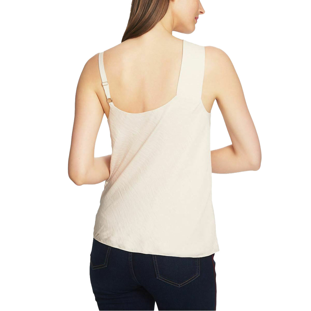 Yieldings Discount Clothing Store's Cowl-Neck Single-Strap Camisole by 1.State in Blush Cream