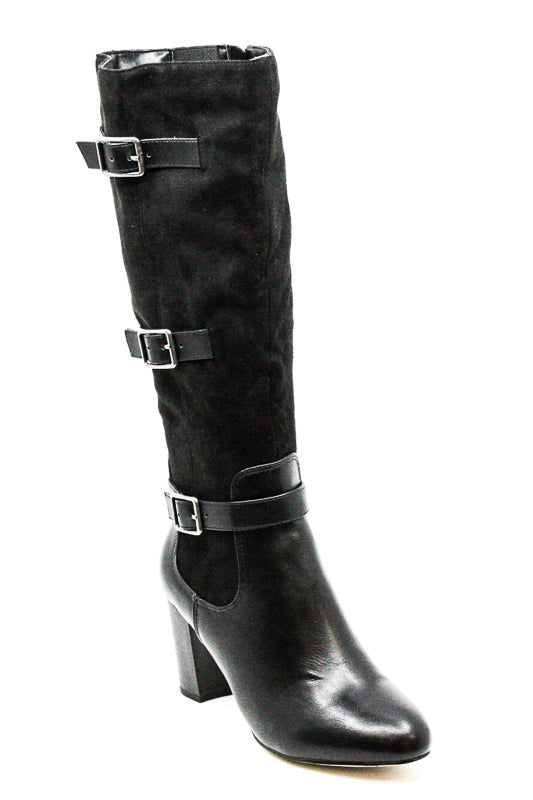 Bella Vita | Plus Wide Calf Heel Boots